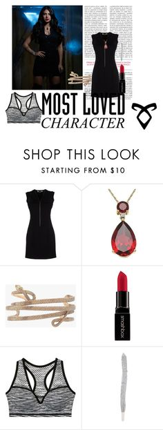"""Isabelle Lightwood"" by takhya on Polyvore featuring Target, Chloé and Smashbox"
