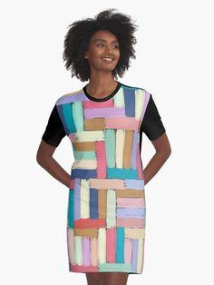 Graphic T-Shirt Dresses - Distincty Design