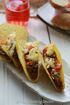 The Cooking Doctor: Beef Tacos and BBC GF September; Alfresco DIning