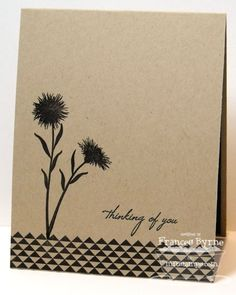 Wildflowers (inside) by StampOwl - Cards and Paper Crafts at Splitcoaststampers