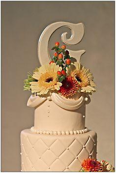 Fall Wedding Cakes | Fall Inspired Wedding Cake | Flickr - Photo Sharing!