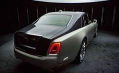 Phantom VIII's introduction is Rolls-Royce Motor Cars' second graceful pivot toward becoming a luxury goods design house specializing in cars, The House of Rolls-Royce New Rolls Royce Phantom, Classic Rolls Royce, Rolls Royce Motor Cars, Mens Toys, Best Classic Cars, Private Jet, Limousine, Future Car, Luxury Cars