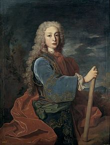 Louis I (1707 - 1724). Son of Philip V and Maria Luisa of Savoy. He married Louise Elisabeth of Orleans but had no children.