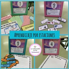 Learning Stations, It Cast, Language, Classroom, Teacher, Games, Reading, School, Instagram