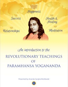 Sharing the Heart of Yogananda PDF Booklet [Click to get your free copy. More at www.GoYogananda.com]