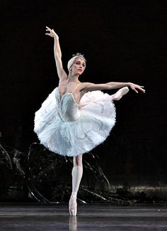 Marianela is a principal dancer with The Royal Ballet,