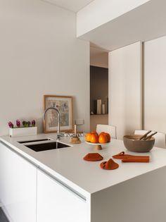 Ethnic Minimal Home Dream Apartment, Apartment Interior, Dream Home Design, House Design, Aesthetic Room Decor, Cuisines Design, Küchen Design, Interior Design Kitchen, Kitchen Decor