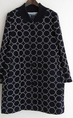 Mina Perhonen coat - Tambourine textile