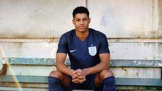 Nike Launch Navy Blue England Away Kit With Marcus Rashford