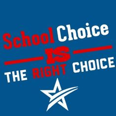 School choice is the right choice! Tell your state that you support it here! School Choice, Thought Provoking, Wise Words, My Life, Told You So, Teaching, Thoughts, Education, Style