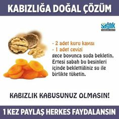 Neşe'nin gözdeleri Natural Healing, Herbalism, Healthy Eating, Healthy Recipes, Health Care, Health Tips, Food And Drink, Medicinal Herbs, Natural Medicine