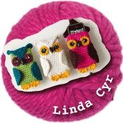 Owl Cell Phone Cozy free crochet pattern by Linda Cyr, via @Red Heart Yarns and @Crochet Today