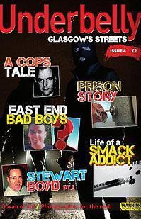 Glasgow Crime Research | Books