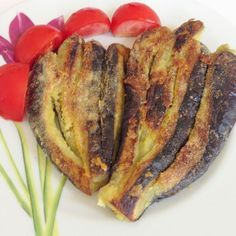 Discover recipes, home ideas, style inspiration and other ideas to try. Oven Fried Eggplant, Eggplant Dishes, Turkish Recipes, Ethnic Recipes, French Recipes, French Kitchen Decor, Chicken Kitchen, Western Kitchen, Fries In The Oven
