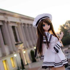 Mirai Suenaga Smart Doll by thebobness