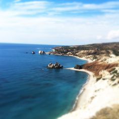 Aphrodite's Rock, Pathos, Cyprus.