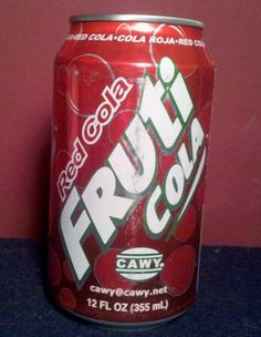 The Cawy sodas have been pretty hit or miss. This one is closer to the center of the board than most, but it doesn't quite hit the bulls-eye. Soda Brands, Soda Bottles, Canning, Pop, Classic, Sodas, Derby, Popular, Pop Music