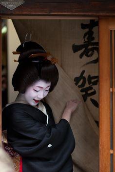 Miyagawa-cho 芸妓 とし夏菜