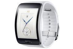 El nuevo #Smartwatch Samsung Gear S, ha sido diseñado con una pantalla curva Super AMOLED para aumentar tu comodidad. Gracias a sus relojes personalizables y correas intercambiables podrás demostrar tu propio estilo.