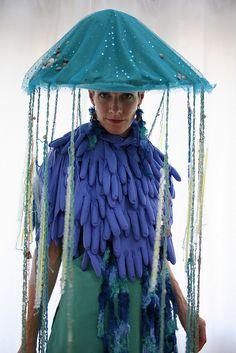 jellyfish costume | Flickr - Photo Sharing!