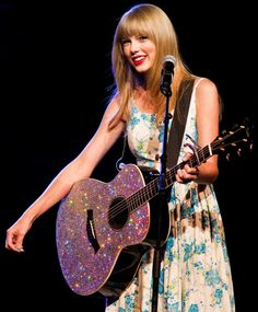 Love everything!!! But I want her guitar!