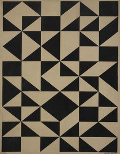 Alexander Girard wall hanging for Herman Miller, 1971. via Wright