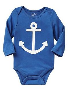 Anchor bodysuit (Gap 0-24m)