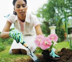 Tame the Yard-Clear out winter's leftover leaves and make way for spring greenery by rooting out weeds and trimming trees. While you're killing calories, add some new life by planting flowers, herbs, fruit, or vegetables. (Eat smarter, slim down with this free two-week plan: Eat This, Not That!)