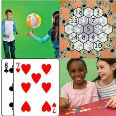 9 math games
