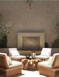 Contemporary Terrace