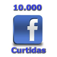 GANHE 10.000 CURTIDAS NO FACEBOOK