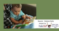 Are Toddlers Ready For Reading Lessons?  - pinned by @PediaStaff – Please Visit ht.ly/63sNtfor all our pediatric therapy pins