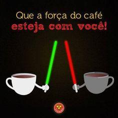 Café, eu te amo!!!