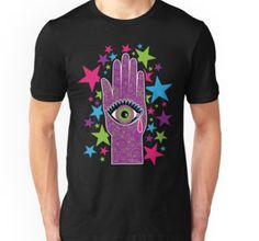 Mystic hand & eye by Tony Hardy-vanDoorn from £15. This design is printed on to other fashion items and is also available on other products such as phone cases and bags, check them out on my redbubble site at http://www.redbubble.com/people/tjhardy?asc=u