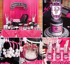 Sweet and Juicy party party pink party ideas party favors party decorations party fun party idea pictures sweet 16 & Gorgeous Sweet 16 Party Decorations | Sarah Party Decorations ...