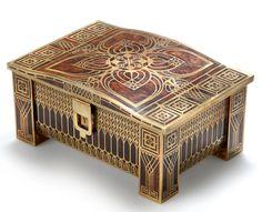Erhard & Söhne, Box, 1911 | SOLD $1,300 Germany 2009