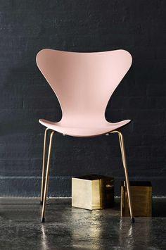 Fritz Hansen 'Anniversary Series 7' chair from insideout.com.au.