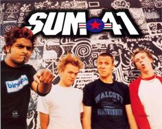 Sum 41. So many good songs, but With Me is my favorite.
