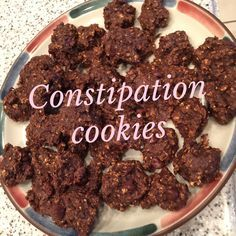 Constipation Cookies - Lori Miggins Fitness - Fitness, Nutrition, Family and Organization