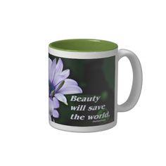 Beauty Coffee Mug