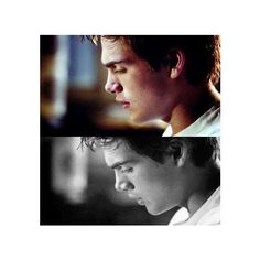 Liam Dunbar Dylan Sparyberry ❤ liked on Polyvore featuring teen wolf