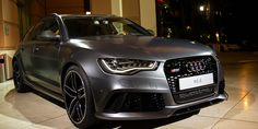 Audi Plans 600 bhp RS 6 plus
