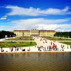 Schloß Schönbrunn en Wien, Wien