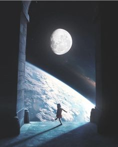 Congratulations ( ) Keep up the amazing work you inspire us all! Tag and use . Space Photography, Surrealism Photography, Surreal Collage, Surreal Art, Foto Fantasy, Fantasy Art, Aesthetic Space, Retro Futurism, Psychedelic Art