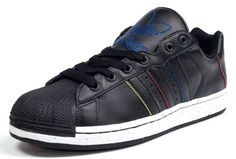 adidas Originals Ultrastar – Black / Multi-Color