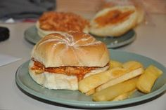 Barbeque Pulled Chicken