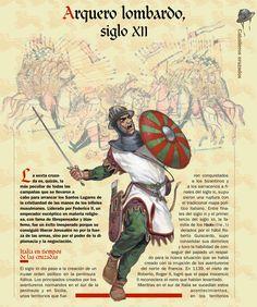 Lombardian crusader