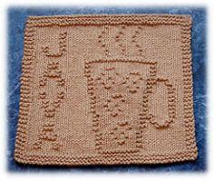 Ravelry: Cup of Java Dishcloth pattern by Rachel van Schie