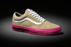 Union X Vans Old Skool Sneaker Freaker