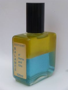 Aura Soma first bottle 83 Vicky Wall